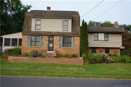 Photo of 334 Jobs Hill Road, Ellington, CT 06029 (MLS # 170338085)