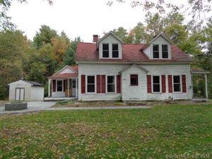 Photo of 956 Quaddick Town Farm Road, Thompson, CT 06277 (MLS # 170141086)