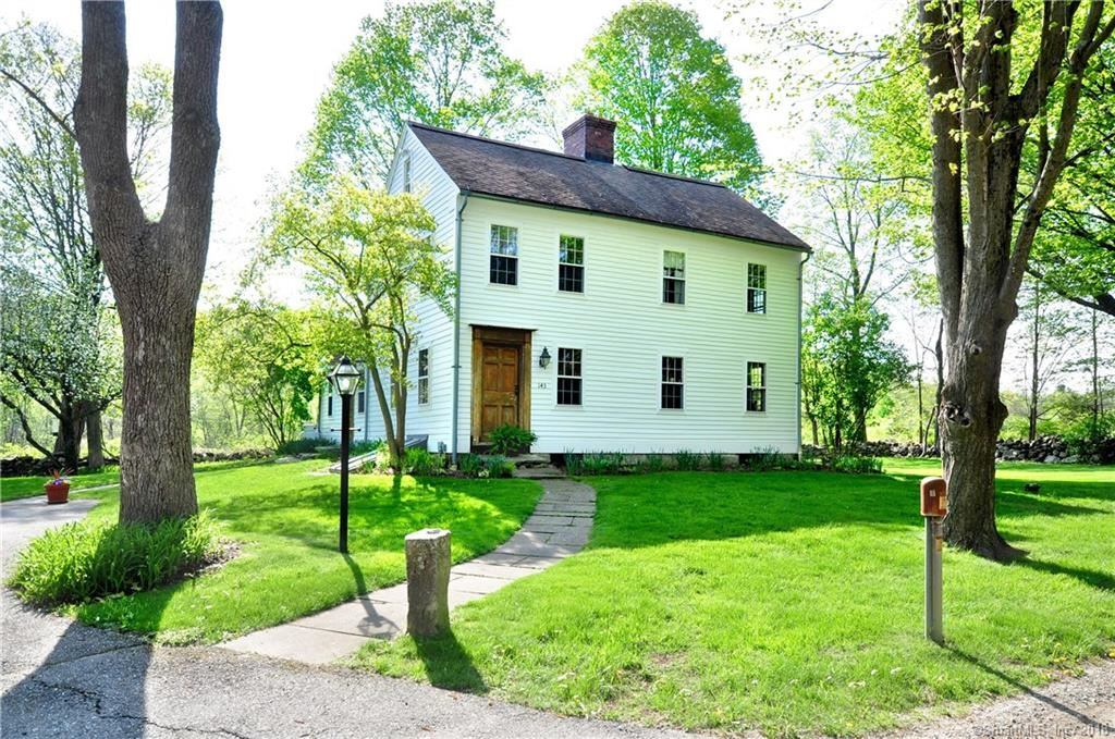 Photo for 143 Stilson Hill Road, New Milford, CT 06776 (MLS # 170085086)