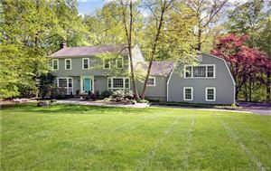 Photo of 286 Indian Rock Road, New Canaan, CT 06840 (MLS # 170167087)