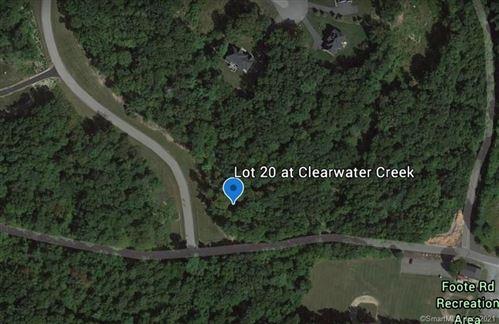 Photo of 10 Clearwater Creek, Burlington, CT 06013 (MLS # 170384087)