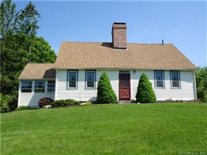 Photo of 186 Iron Street, Ledyard, CT 06339 (MLS # 170090088)