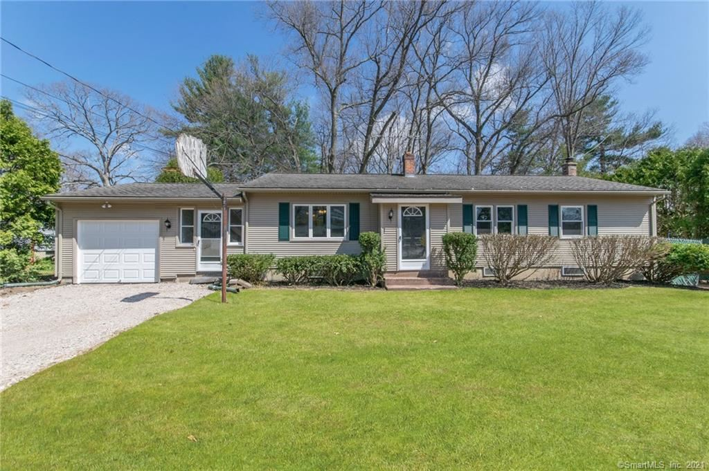 Photo of 1 Tanglewood Avenue, Enfield, CT 06082 (MLS # 170382088)