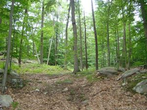 Tiny photo for Lot #11 Partridge Road - Butternut Lane, Stamford, CT 06903 (MLS # 170085089)
