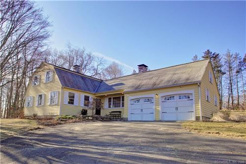 Photo of 587 Wormwood Hill Road, Mansfield, CT 06250 (MLS # 170278092)