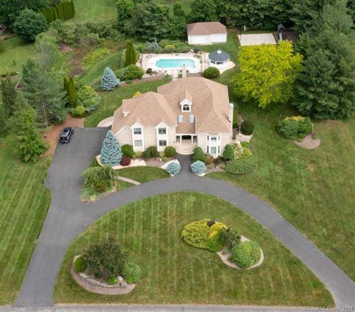 Photo of 144 Winding Brook Farm Road, Watertown, CT 06795 (MLS # 170411092)