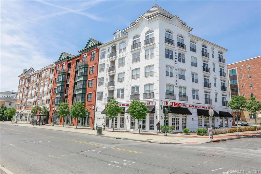 Photo for 850 East Main Street #401, Stamford, CT 06902 (MLS # 170217096)