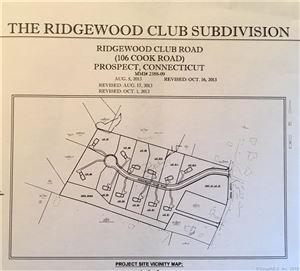Photo of Lot 3 Ridgewood Club Road, Prospect, CT 06712 (MLS # 170132098)