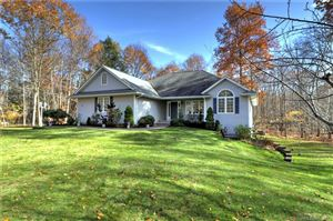 Photo of 380 Woodmont Drive, Coventry, CT 06238 (MLS # 170031099)