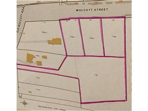 Photo of lot # 44,44-1,44-2,45 Wolcott St & Old Wolcott Road, Bristol, CT 06010 (MLS # P10225103)
