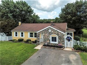 Photo of 239 Hall Hill Road, Somers, CT 06071 (MLS # 170121106)