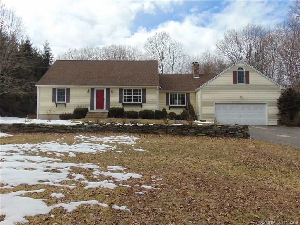 Photo for 927 East Street, Andover, CT 06232 (MLS # 170065106)