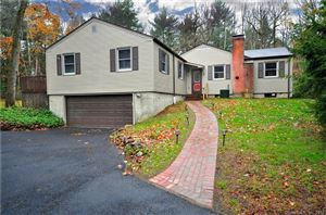 Photo of 53 Copper Hill Road, Granby, CT 06035 (MLS # 170033107)