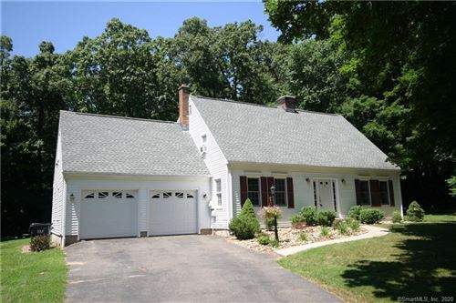Photo of 19 Randall Road, Somers, CT 06071 (MLS # 170309111)