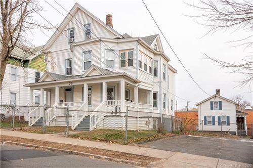 Photo of 77 Clark Street, New Britain, CT 06051 (MLS # 170362112)