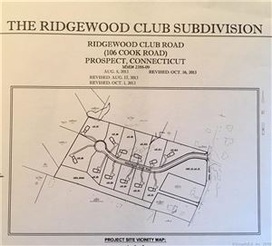 Photo of Lot 9 Ridgewood Club Road, Prospect, CT 06712 (MLS # 170132113)