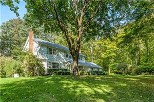 Photo of 60 Evergreen Road, New Canaan, CT 06840 (MLS # 170138115)