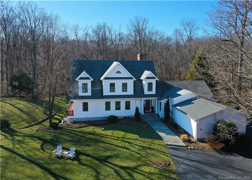 Photo of 54 Rocky Brook Road, New Canaan, CT 06840 (MLS # 170268115)