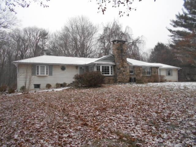 Photo for 133 Smith Ridge Road, New Canaan, CT 06840 (MLS # 170042115)