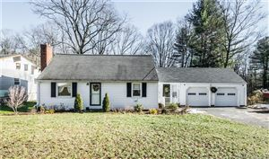 Photo of 73 East Hill Road, Canton, CT 06019 (MLS # 170044116)