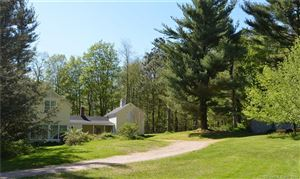 Photo of 135 Old Town Road, Hartland, CT 06027 (MLS # 170214117)