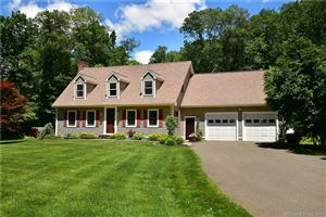Photo of 135 Cassidy Hill Road, Coventry, CT 06238 (MLS # 170084120)