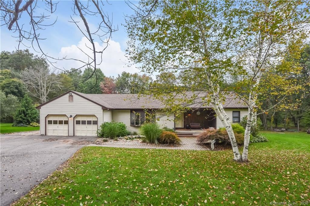 Photo for 395 Baileyville Road, Middlefield, CT 06455 (MLS # 170131120)