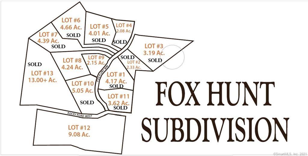 Photo of 8 Fox Hunt Way, Harwinton, CT 06791 (MLS # 170387120)