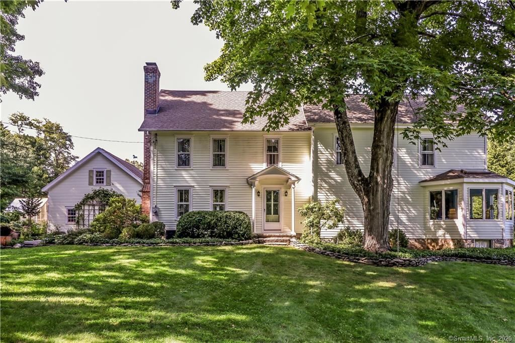 Photo of 1 Collinswood Road, Wilton, CT 06897 (MLS # 170337121)