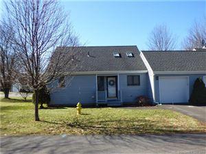 Photo of 116 Cannon Ridge Drive #116, Watertown, CT 06795 (MLS # 170056122)