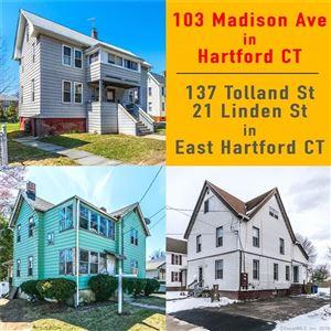 Photo of 0 Tolland-Linden-Madison Avenue, East Hartford, CT 06108 (MLS # 170156123)