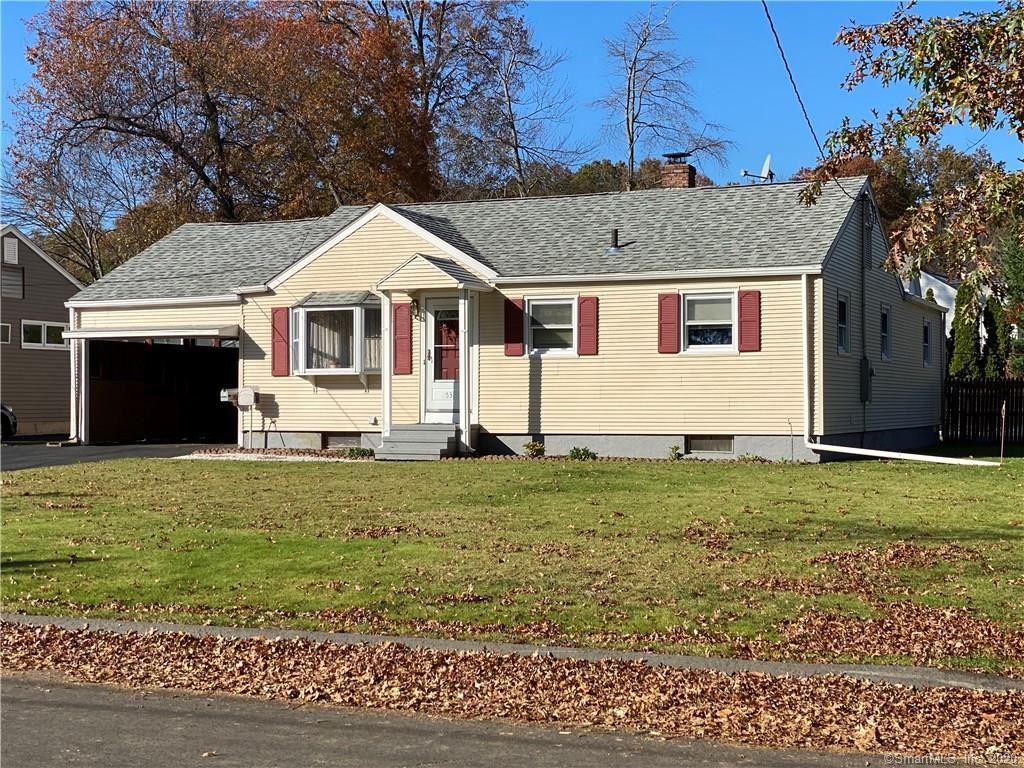 Photo of 53 Hillsdale Avenue, Wethersfield, CT 06109 (MLS # 170258125)