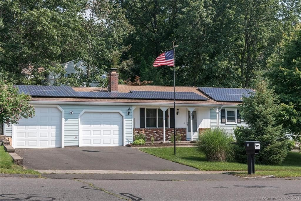 Photo of 49 Couture Drive, Bristol, CT 06010 (MLS # 170422125)