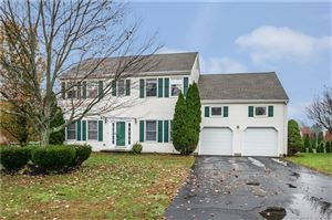 Photo of 15 Promontory Drive, Wallingford, CT 06492 (MLS # 170142128)