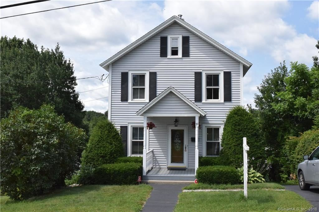 Photo for 39 East Lake Street, Winchester, CT 06098 (MLS # 170042130)
