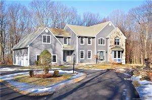 Photo of 106 High Valley Drive, Canton, CT 06019 (MLS # 170052131)
