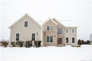 Photo of 23 Highland View Drive, Somers, CT 06071 (MLS # 170165132)