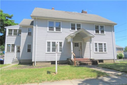 Photo of 132 Newbury Street, Hartford, CT 06114 (MLS # 170409132)