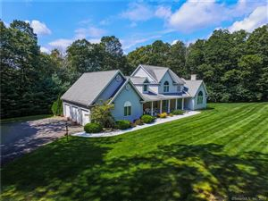 Photo of 215 Upper Whittemore Road, Middlebury, CT 06762 (MLS # 170012135)