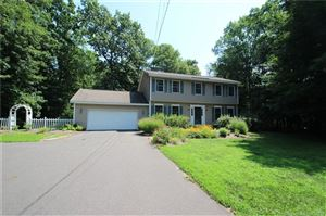 Photo of 160 Cook Road, Tolland, CT 06084 (MLS # 170113135)