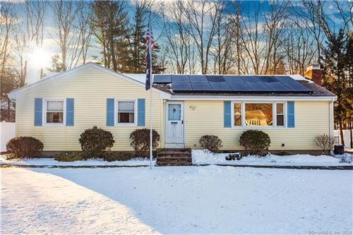 Photo of 60 Carriage Road, Bristol, CT 06010 (MLS # 170264135)
