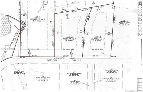 Photo of 46/Lot 1 Mesa Drive, Bethany, CT 06524 (MLS # 170316135)