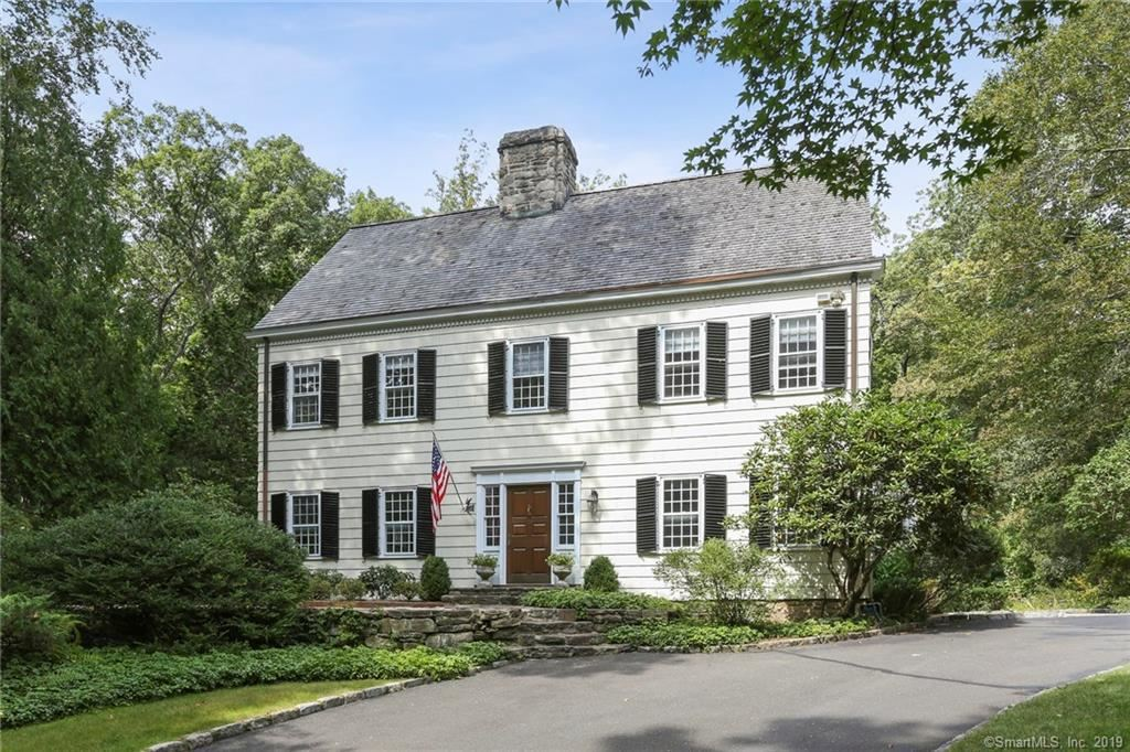 1 White Birch Lane, Greenwich, CT 06807 - MLS#: 170185135