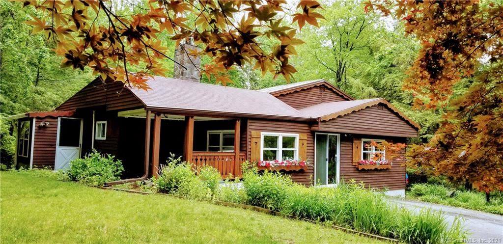 Photo of 20 Eddy Road, Barkhamsted, CT 06063 (MLS # 170407135)