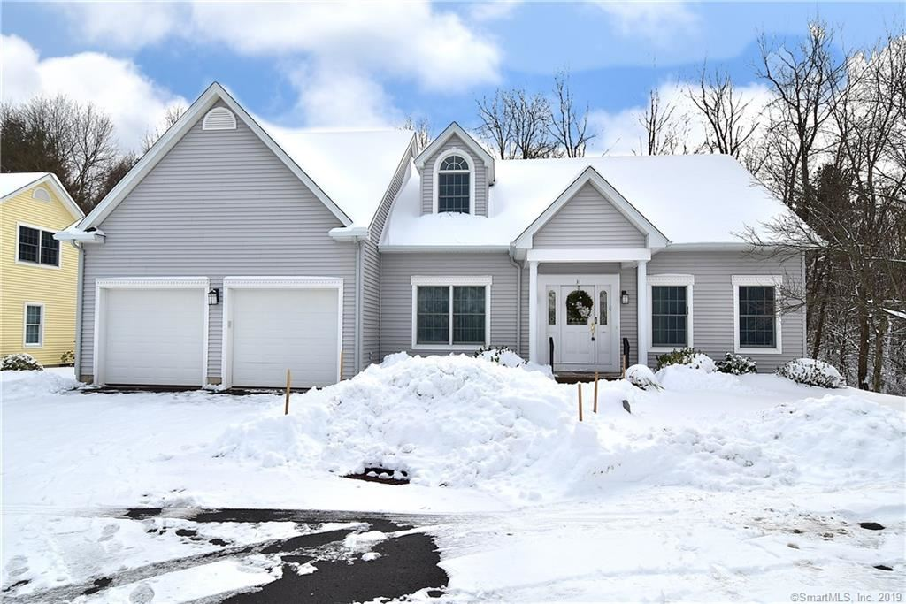 31 Abraham Terrace #31, Suffield, CT 06078 - MLS#: 170256138