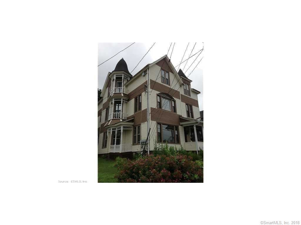 Photo for 97-99 Cliff Street #1, Norwich, CT 06360 (MLS # 170104139)