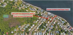 Photo of 160 Point Beach Drive, Milford, CT 06460 (MLS # 170091143)