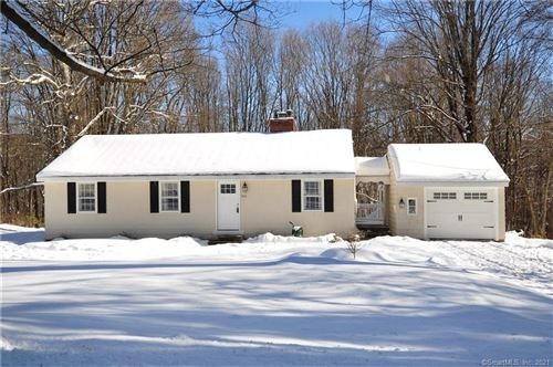 Photo of 254 Huckleberry Hill Road, Avon, CT 06001 (MLS # 170371143)