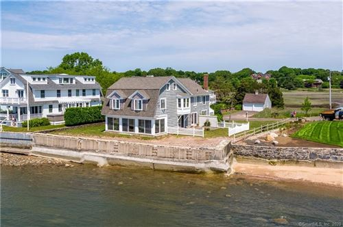 Photo of 168 Middle Beach Road, Madison, CT 06443 (MLS # 170264144)