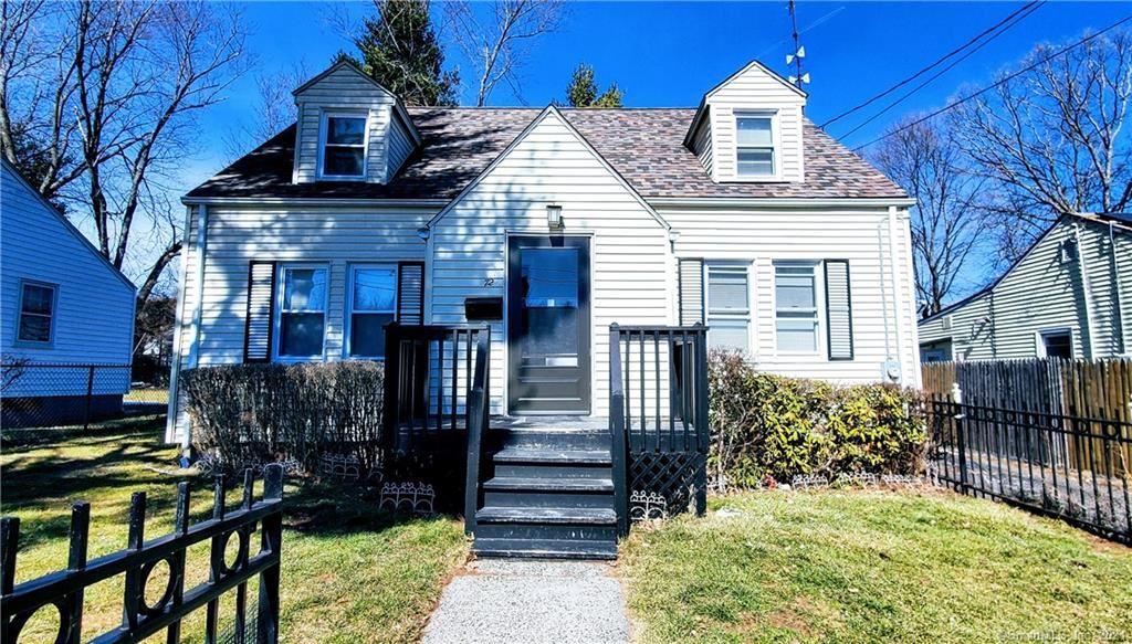 72 East Burnham Street, Hartford, CT 06112 - #: 170377144